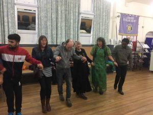 Dancing 7
