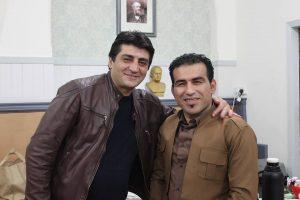 Khalaf and Omed 2