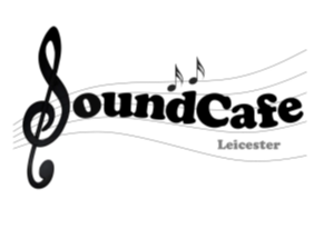 Sound Cafe logo and charity number
